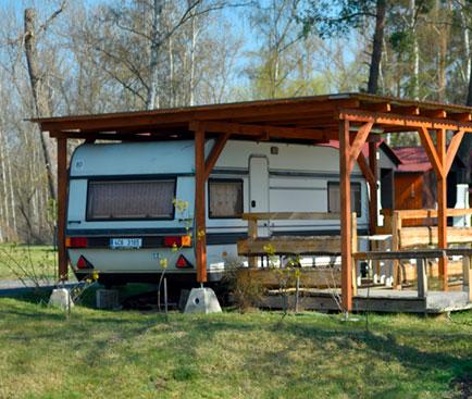 Kemp Karvánky stany a karavany