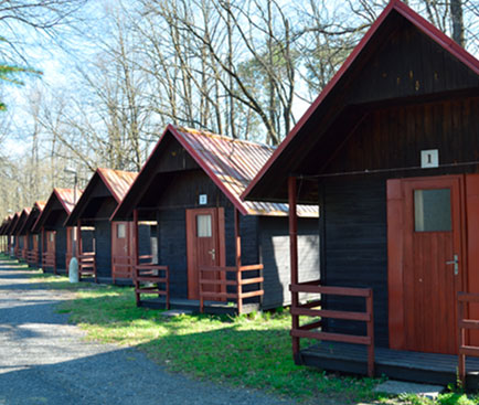 Kemp Karvánky turistické chaty